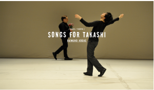 Songs for takashi