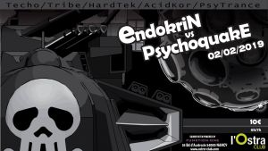 Endokrin VS Psychoquake