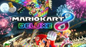 tournoi Mario Kart 8 deluxe sur Switch