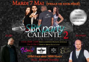 SBK PARTY Caliente 2
