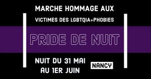 Pride de Nancy