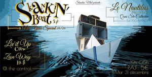 Skankin' Boat 1#-New Year Special
