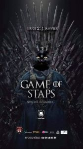 Game of STAPS