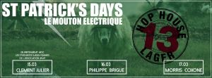St Patrick's Days @Le Mouton Electrique.jpg